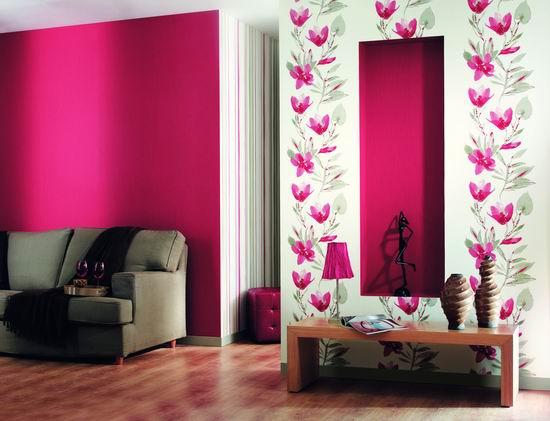 neue tapeten sind immer in heimtex ideen. Black Bedroom Furniture Sets. Home Design Ideas