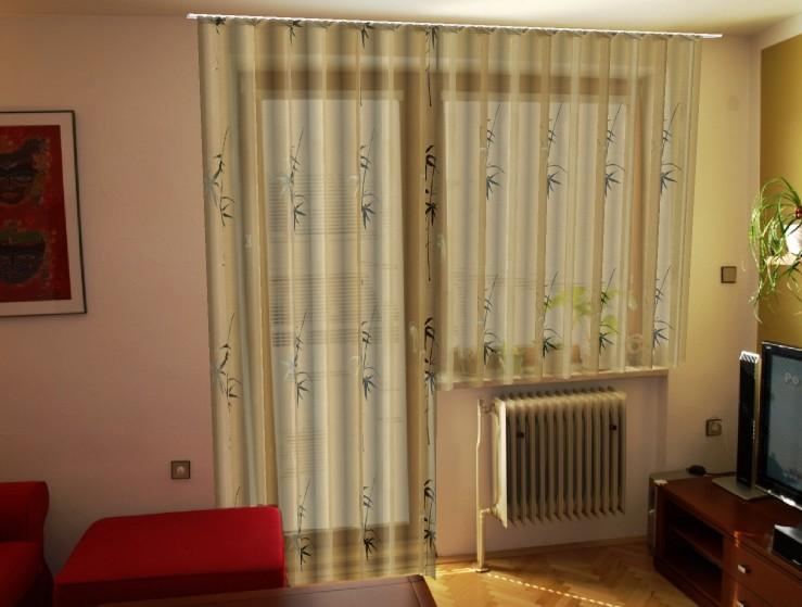 3d visualisierung der fensterdekoration nach wunsch heimtex ideen. Black Bedroom Furniture Sets. Home Design Ideas
