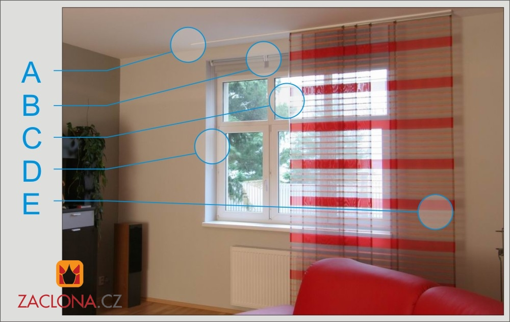 japanische wand in rotem zimmer heimtex ideen. Black Bedroom Furniture Sets. Home Design Ideas