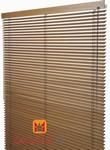 dřevěná žaluzie 25 mm