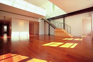 Dřevěné podlahy pro podlahové vytápění