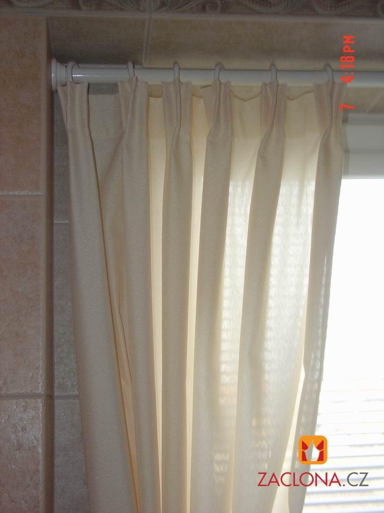 koupelnová tyč