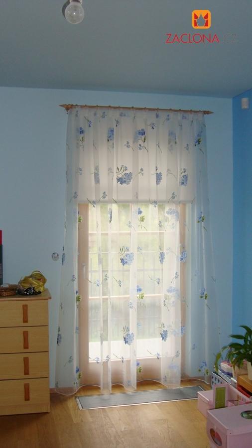 gardinen mit blumendesign heimtex ideen. Black Bedroom Furniture Sets. Home Design Ideas