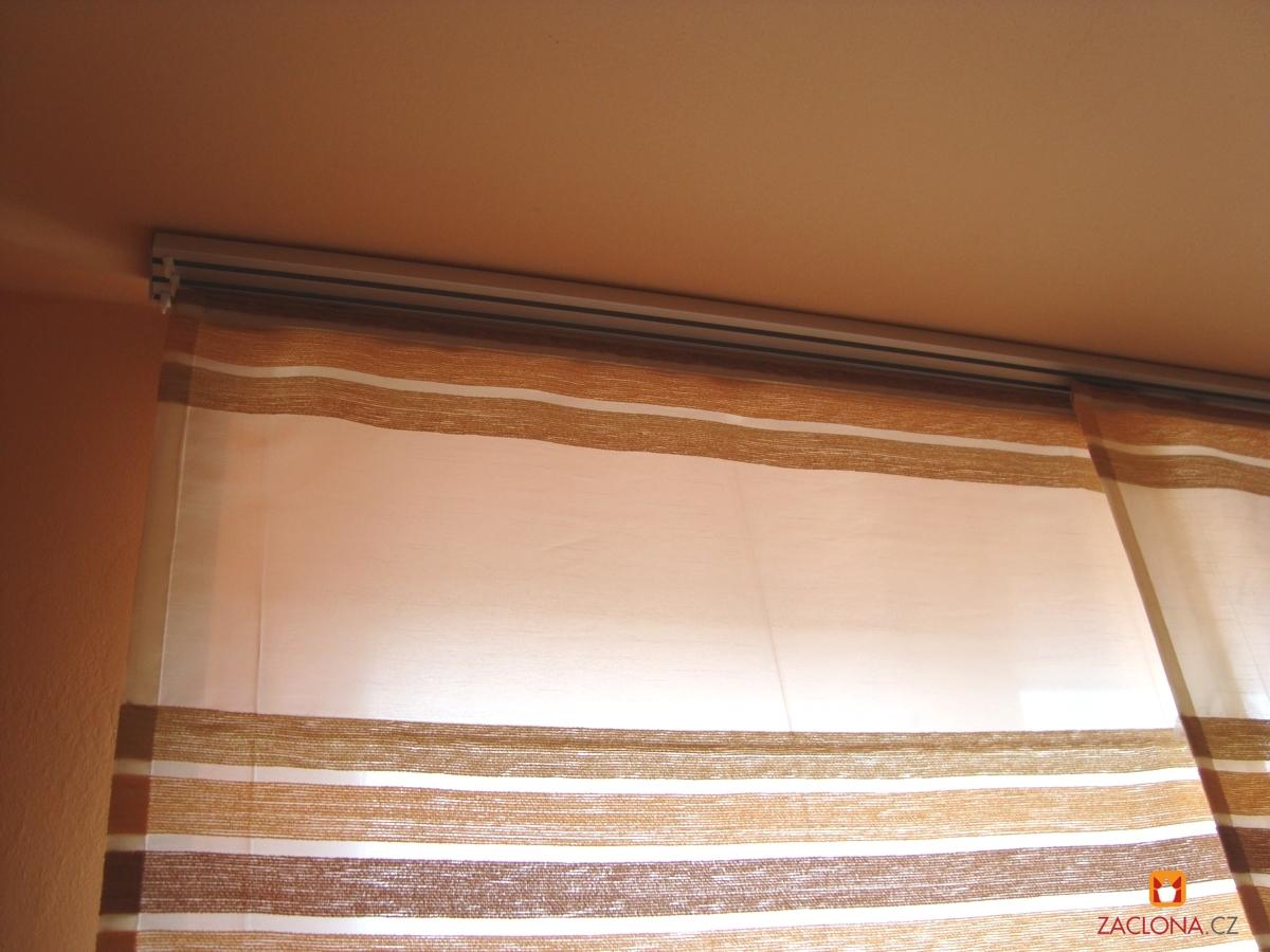 raffrollos oder japanische w nde heimtex ideen. Black Bedroom Furniture Sets. Home Design Ideas