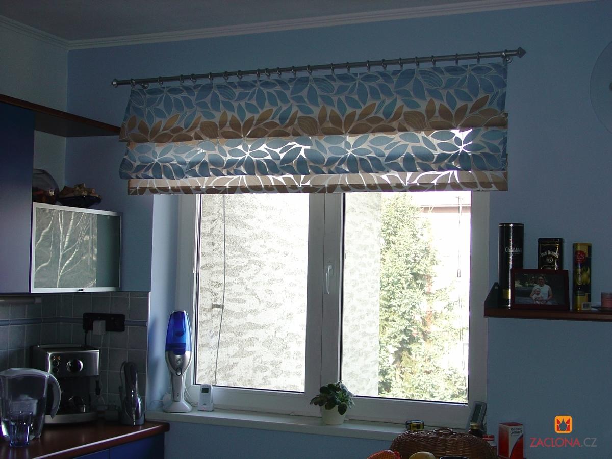 Raffrollo eine ideenreiche fensterdekoration heimtex ideen - Fensterdekoration ideen ...