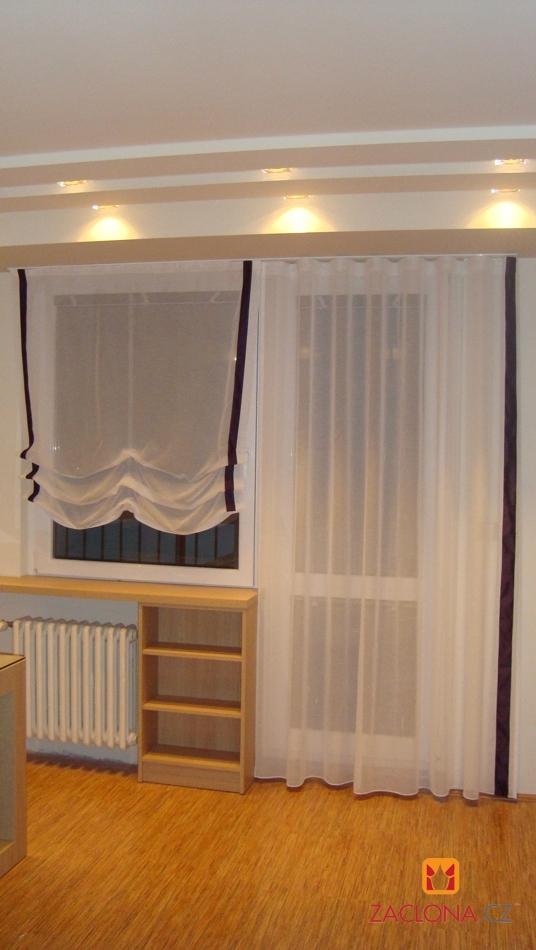 ein etwas anderes raffrollo heimtex ideen. Black Bedroom Furniture Sets. Home Design Ideas