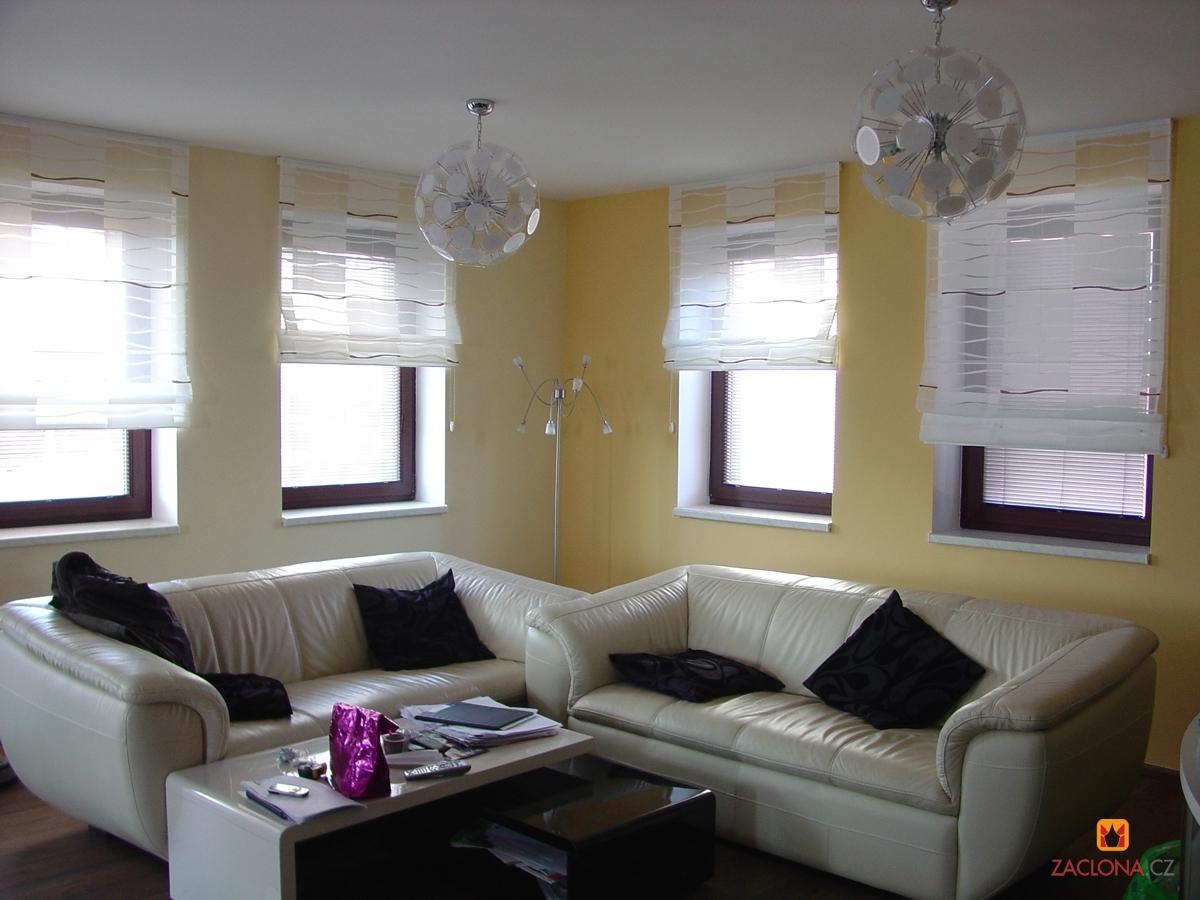 Moderne Esszimmer und Wohnzimmer
