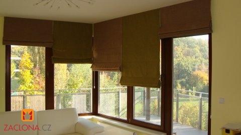 raffrollos f r die ganze wohnung heimtex ideen. Black Bedroom Furniture Sets. Home Design Ideas
