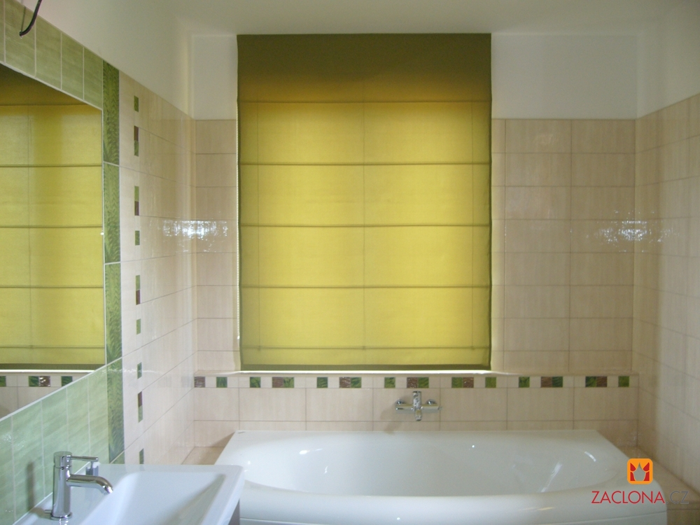 raffrollos im badezimmer | heimtex ideen