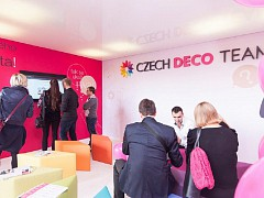 Czech Deco Team na Designbloku 2015