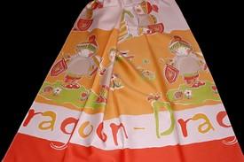 dětský závěs dragon 2