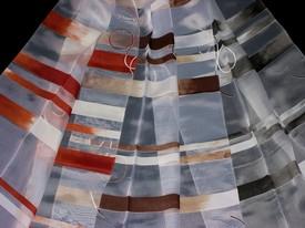 záclona barevná 8872