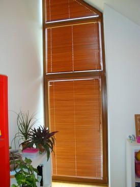 bambusová žaluzie kstyl 5