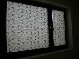 plisse žaluzie - ložnice, dětské pokoje 2