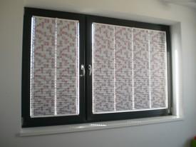 plisse žaluzie - ložnice, dětské pokoje 6