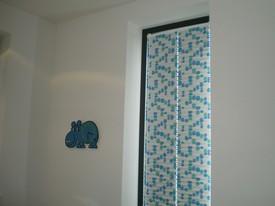 plisse žaluzie - ložnice, dětské pokoje 5