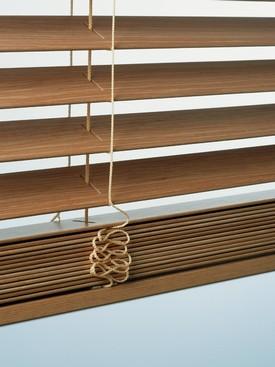dřevěné žaluzie 7