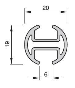 kolejnička al410 profil