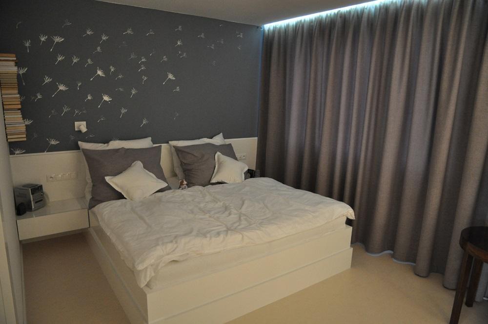 schlafzimmer vorh nge schlafzimmer grau tausende. Black Bedroom Furniture Sets. Home Design Ideas