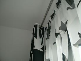 černobílá dekorace 2