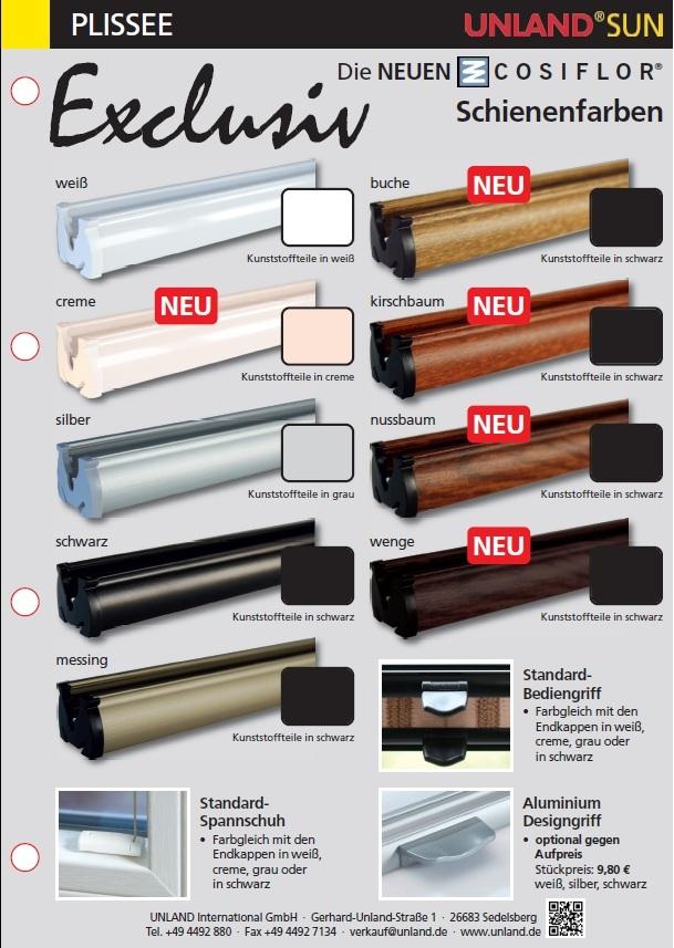 neuen stoffe und profil schienen in den aktuellen trendfarben heimtex ideen. Black Bedroom Furniture Sets. Home Design Ideas